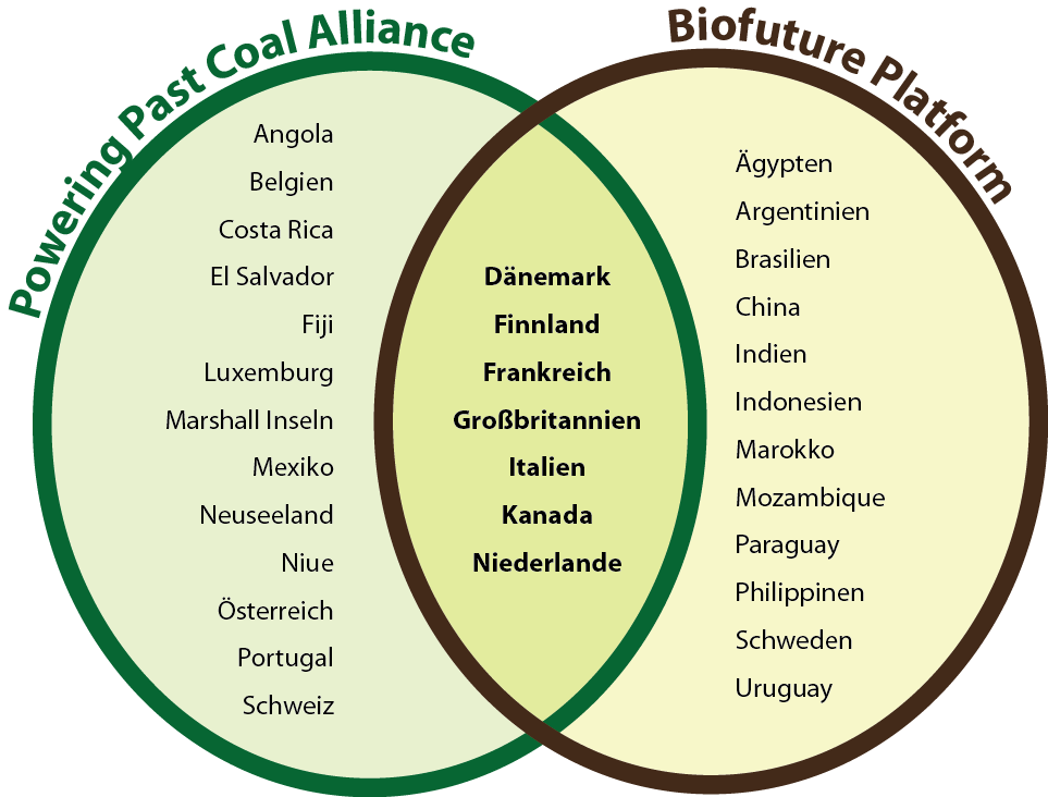 Powering Past Coal Alliance Biofuture Platform