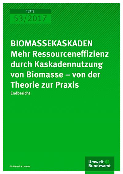 Biomassekaskaden